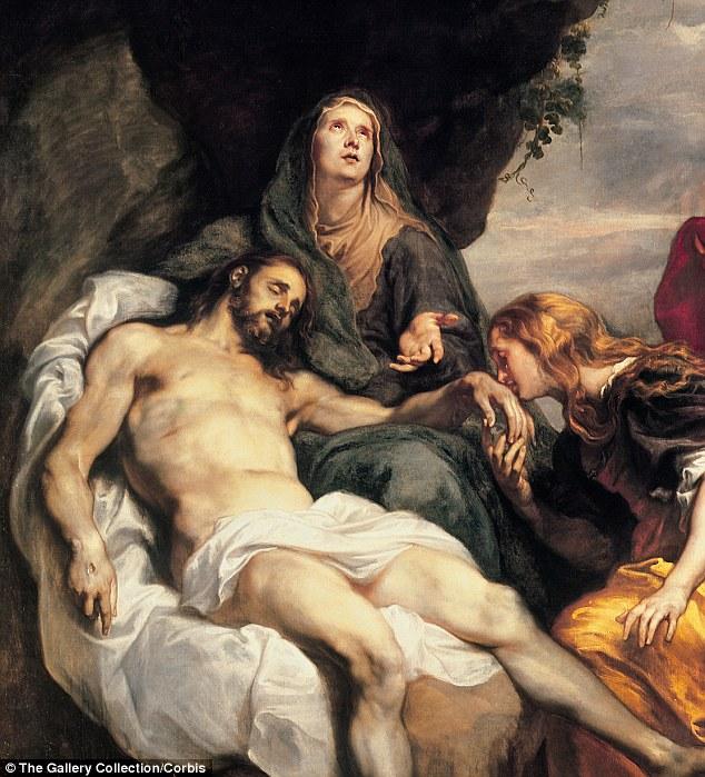 學者揭秘:達文西密碼是真的。耶穌基督和抹大拉的馬利亞曾結婚並生下2個兒子。