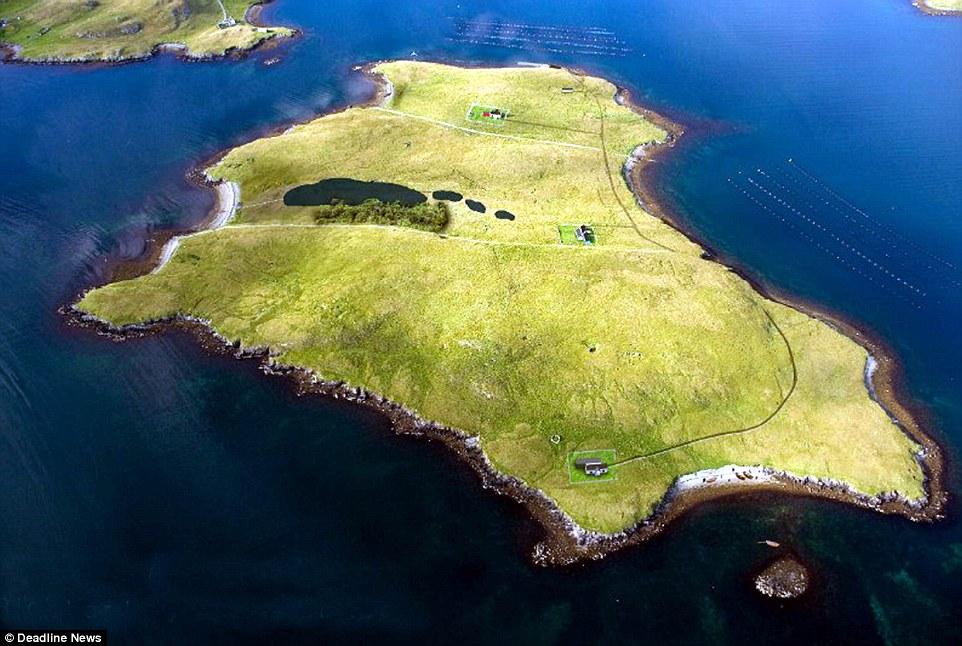 1,200萬台幣就可以買下這座超漂亮的度假島?!這麼便宜...有什麼是我應該需要知道的嗎?