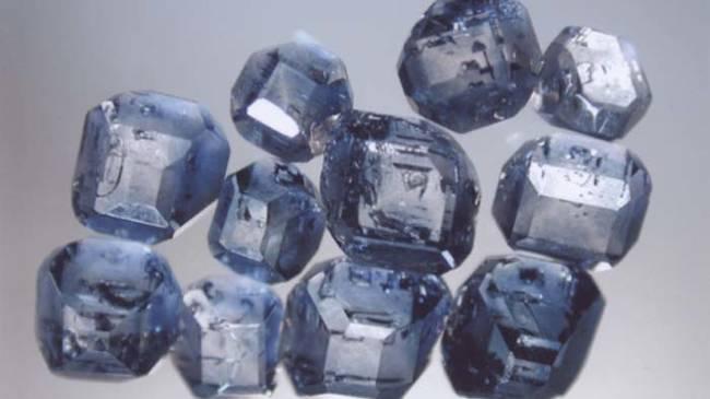 7.) 變成閃亮的鑽石!