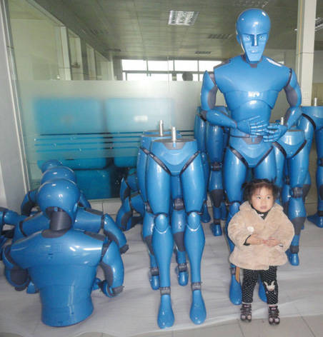 《機械公敵》中的機器人!所以他們也具有情感嗎?
