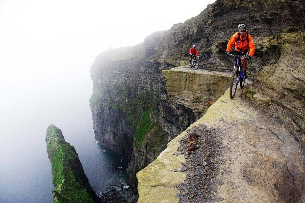 莫赫懸崖的峭壁 Cliffs of Moher
