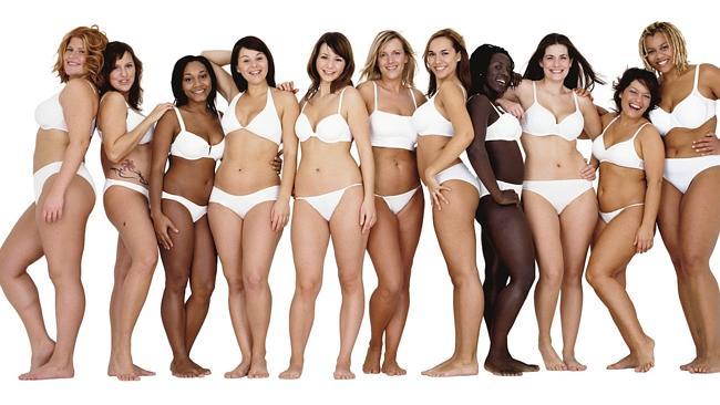 品牌多芬(Dove)在2004時推出的「真實的美麗」(Real Beauty)品牌活動,以影片、工作坊、甚至戲劇表演等一系列來宣傳品牌的核心價值,主視覺圖像也是好幾位穿著內衣的女性,只是身材與膚色皆有不同