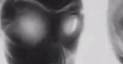 所以大家以為是假的外星人解剖影像其實是真的?學者說:1947年的歷史影像並沒有被修改過!