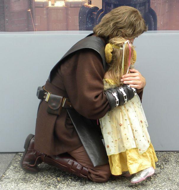 《星際大戰》中的莉亞公主  (Princess Leia in Star Wars)