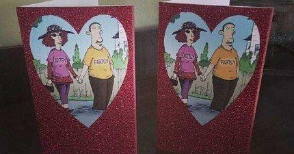 這些情侶已經達到愛情的最高境界了。連買禮物給對方都會一直發生最不可思議的巧合!