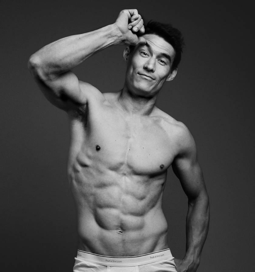 攝影師要用這些性感照片,粉碎時尚界對於亞洲男性根生蒂固的歧視!
