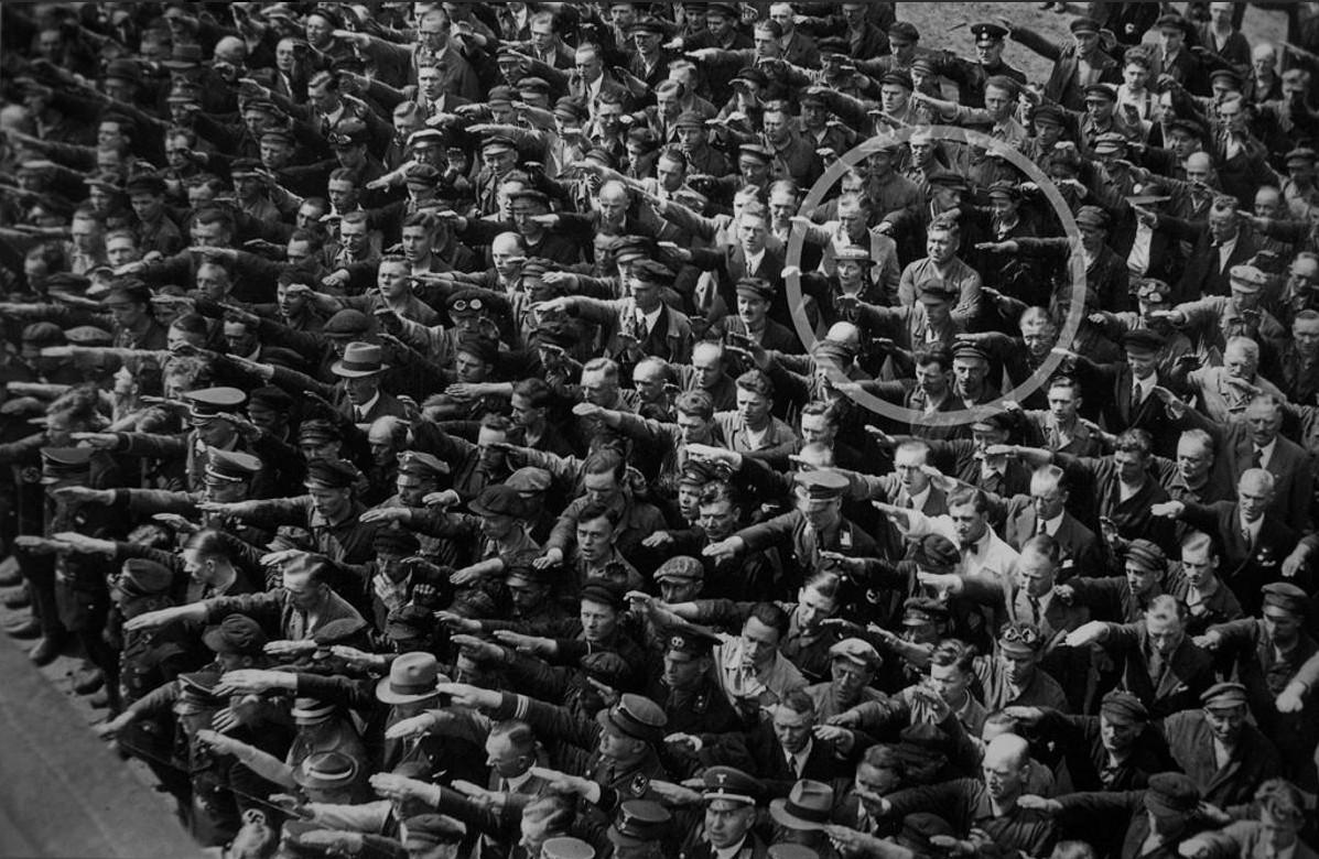 30張歷史上最撼動人心的稀有照片!