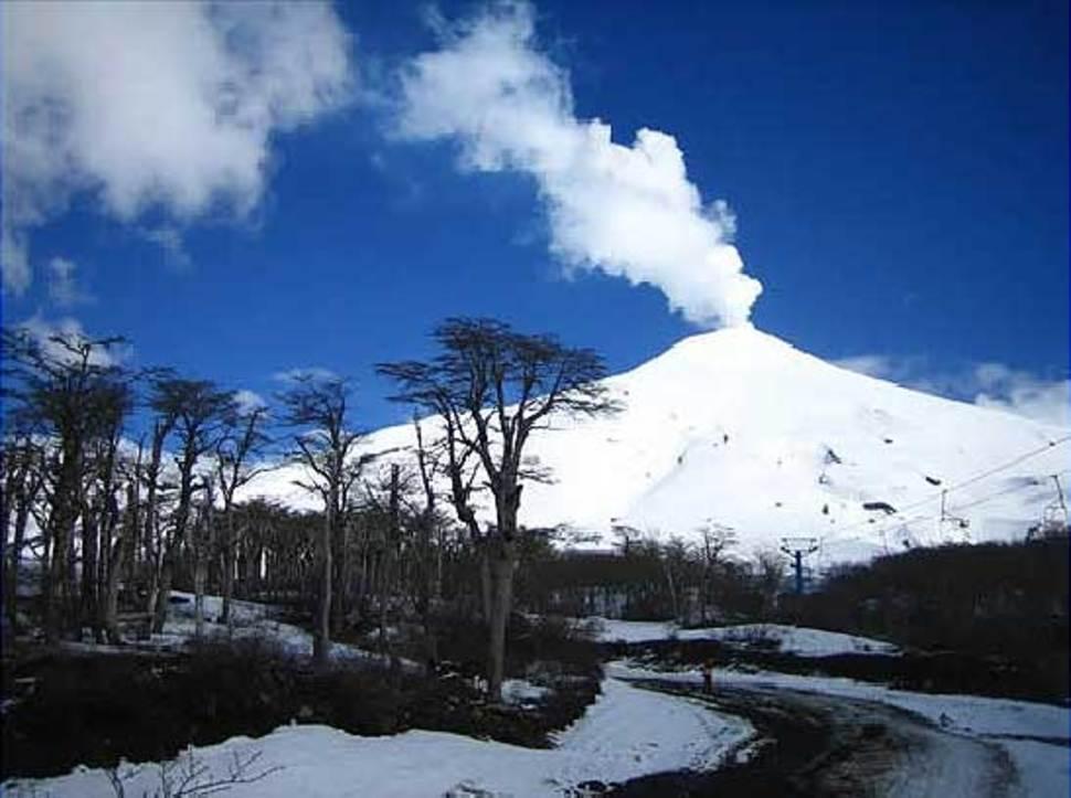 維利亞里卡火山 Villarrica Volcano
