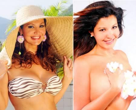 巴西模特兒Roberta Close在完成變性手術之前就已經是第一位《閣樓》雜誌巴西版的跨性別模特兒,而在1989年手術完成之後,她在巴西另一本男性雜誌中拍攝裸照,並票選為「巴西最美麗的女人」。