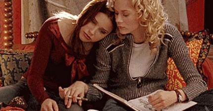 23種有好姐妹的人才會懂的秘密情感。妳們絕對不可告人的機密!