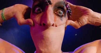 這個全世界最恐怖的馬戲團驚奇到要人完全嚇破膽了,卻讓觀眾一去再去啊!