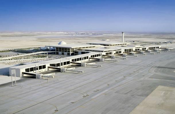 法赫德國王國際機場,沙烏地阿拉伯 (Dammam King Fahd International Airport, Saudi Arabia)