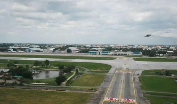 廊曼國際機場,泰國 (Don Mueang International Airport, Thailand)