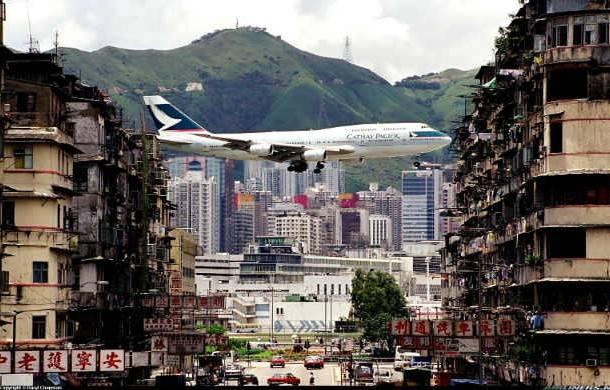 25個全世界最危險的機場。不知道還好,現在知道了就不敢去了!