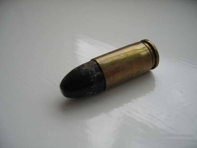 3.) 變成一顆子彈。