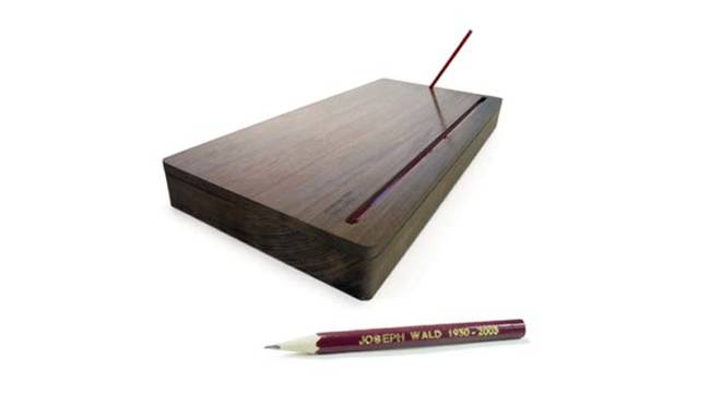 4.) 變成鉛筆。
