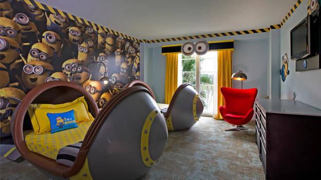 15.) 美國 佛羅里達 Portofino 海灘飯店  Portofino Bay Hotel in Orlando, Florida