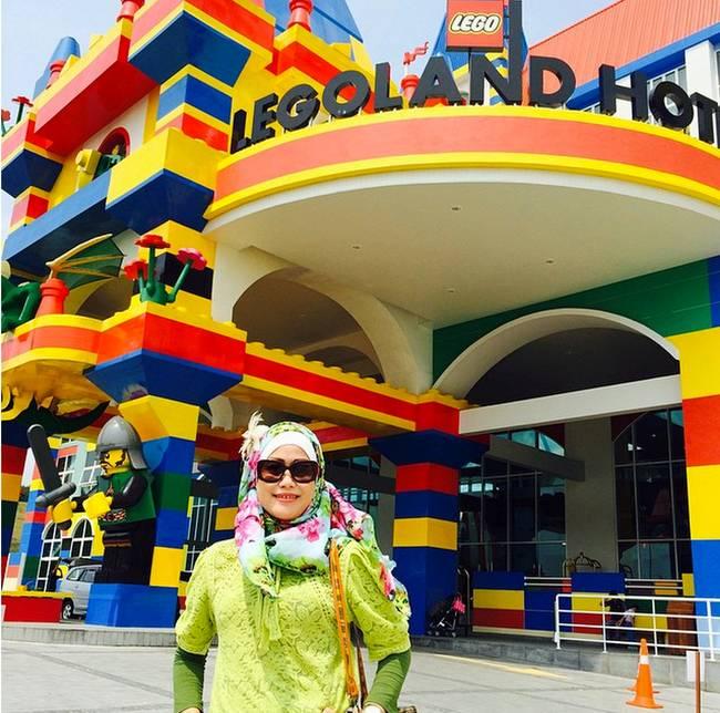 12.) 美國 加州 樂高世界飯店 The Legoland Hotel in Carlsbad, California