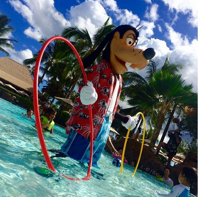 13.) 夏威夷 迪士尼Aulani渡假飯店 Aulani, A Disney Resort & Spa in Kapolei, Hawaii