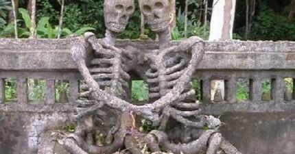 23個世界上最特殊的墓碑。有的感人,有的可愛,還有一些很恐怖!