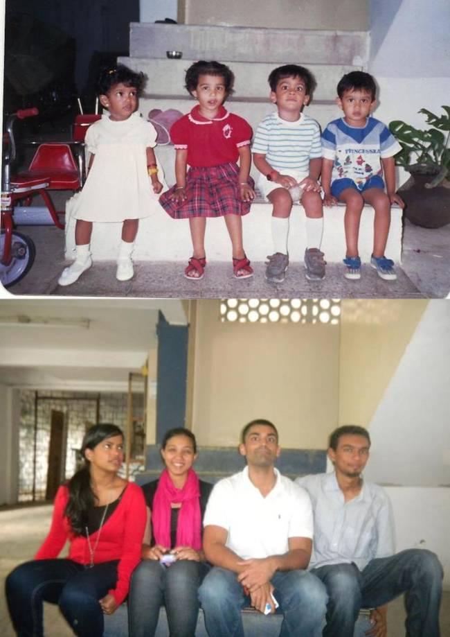 20年過去,其實大家都沒有變很多呢!