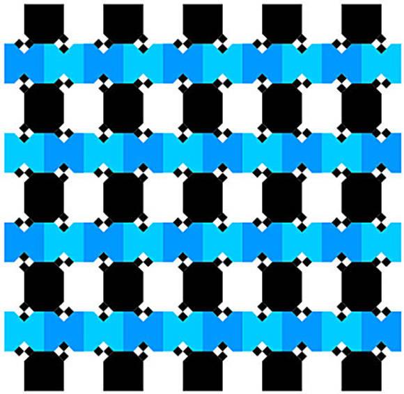 29種會讓你眼睛跟腦袋大打結的終極錯視幻覺!