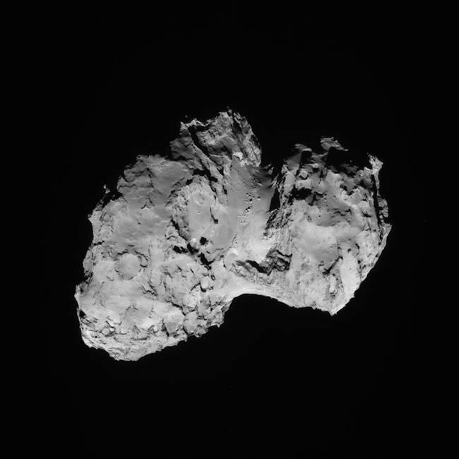 我們人類剛降落在一顆彗星上...最瘋狂的是,他居然會唱歌!