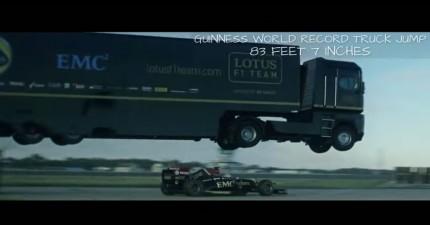 emc2卡車跳過賽車2