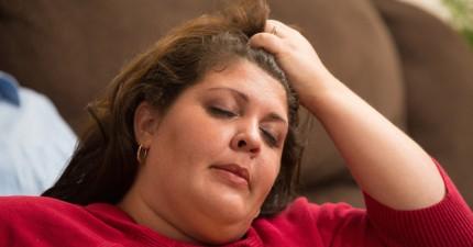 這名女子的詭異病症讓她2小時內有180次高潮。
