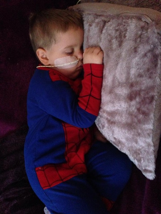 """""""We've had messages from all over the world commenting on what a great surprise this was,"""" Wilson said. """"I'm over the moon with the response and it's great to share Jayden's story."""""""