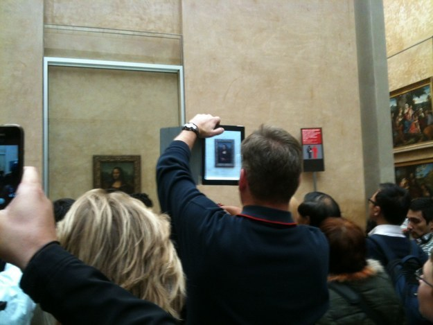 24張照片讓你看到為什麼全世界該禁止任何人用iPad拍照。