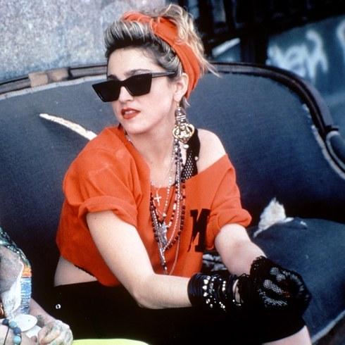 11. 玛丹娜 Madonna