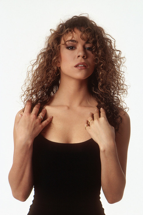 14. 玛丽亚·凯莉 Mariah Carey
