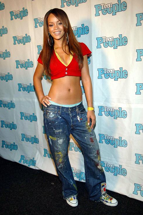 9. 蕾哈娜 Rihanna