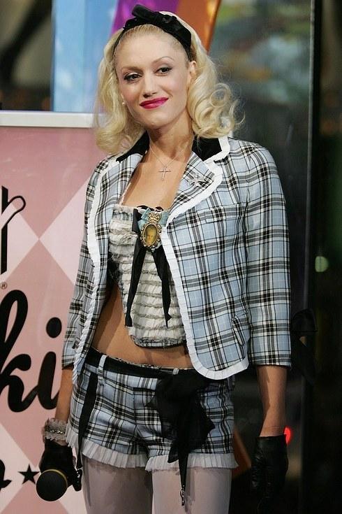 7. 关·史蒂芬妮 Gwen Stefani