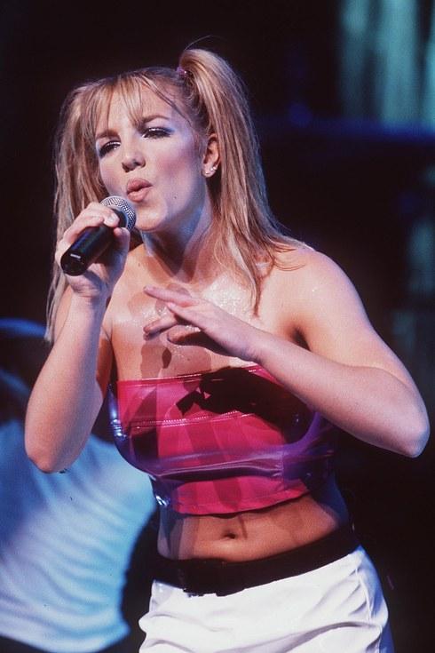 15. 布兰妮 Britney Spears