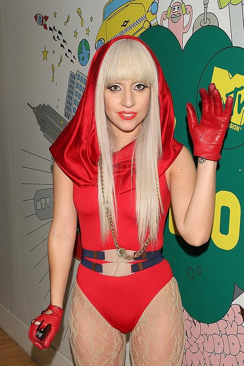 8. 女神卡卡 Lady Gaga