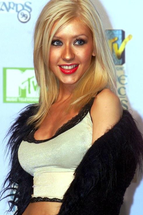 5. 克莉丝汀·阿吉莱拉 Christina Aguilera