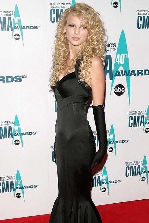 2. 泰勒丝 Taylor Swift