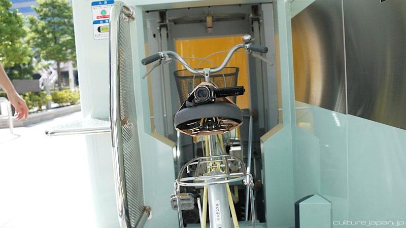日本的腳踏車這麼多,怎麼全都一個個消失到地底去了?!