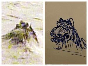 這有可能是「尼斯湖水怪」存在的證據嗎?有人捕捉到怪物將長頸露出水面的影片!