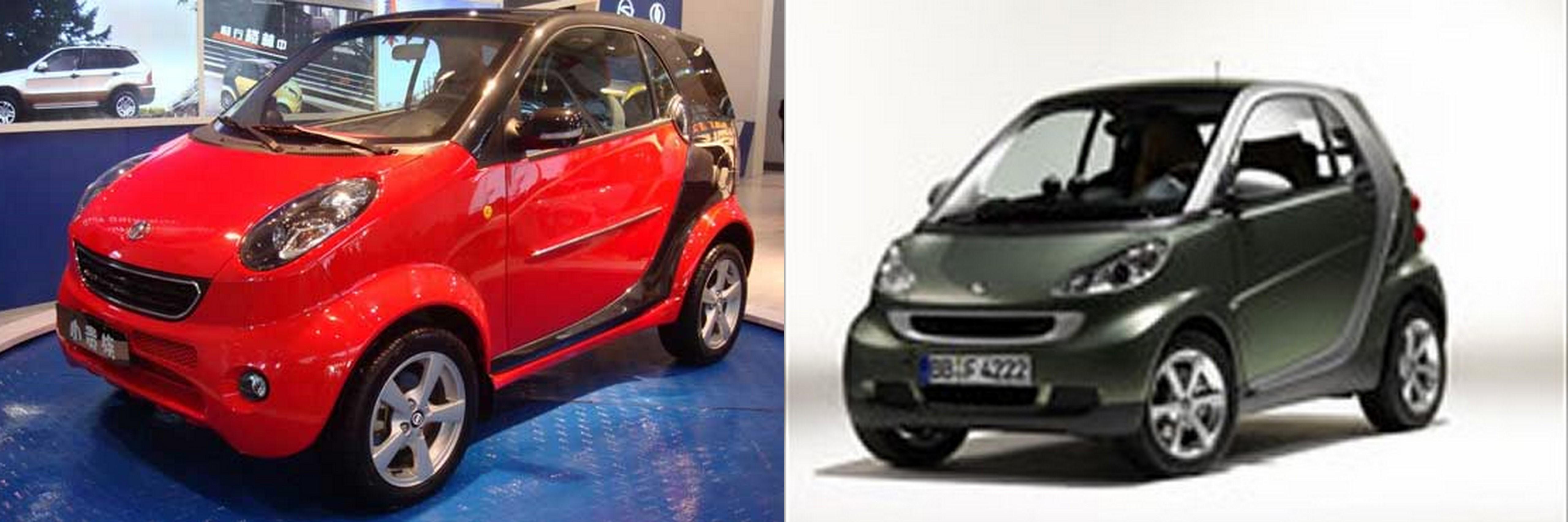 中國生產的這台新車,讓很多英國人憤怒了。你看一眼就會馬上知道為什麼了。