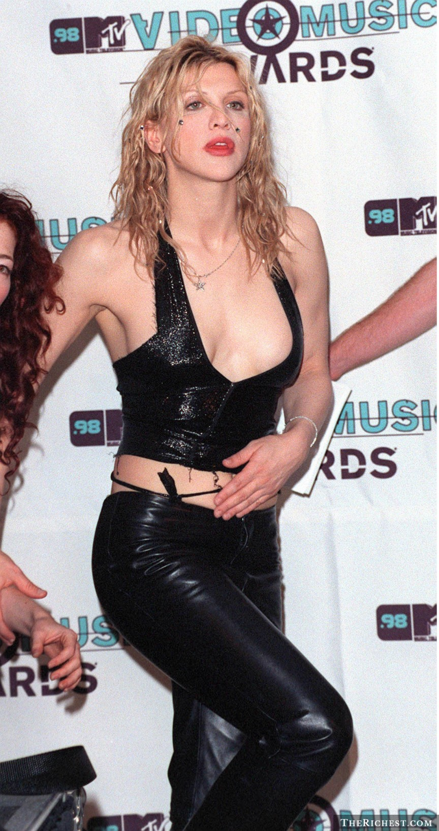 7. 寇特妮·洛芙(Courtney Love)