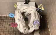 公共廁所馬桶蓋超多細菌、所以怎麼樣上廁所才衛生?讓學者來打破你的錯誤迷思!