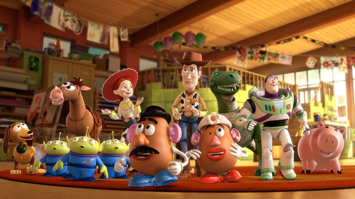 不是已經結束了嗎?皮克斯剛剛公布《玩具總動員4》將在2017年上映!