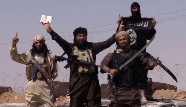 14.) 伊斯蘭國Islamic State(2014.06-至今)