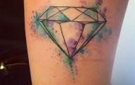 2014年度最多人刺的刺青圖案。