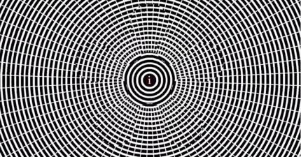 你有辦法看完這個視覺錯覺嗎?據說這是最強大的視覺錯覺。