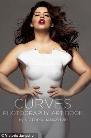 攝影師找來豐滿模特兒拍攝,這些照片會讓全世界的女性都能愛上鏡子裡的自己!
