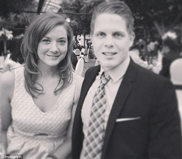 Jordan和他的前女友(下圖)。